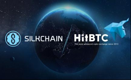 Silk即将上线HitBTC交易平台