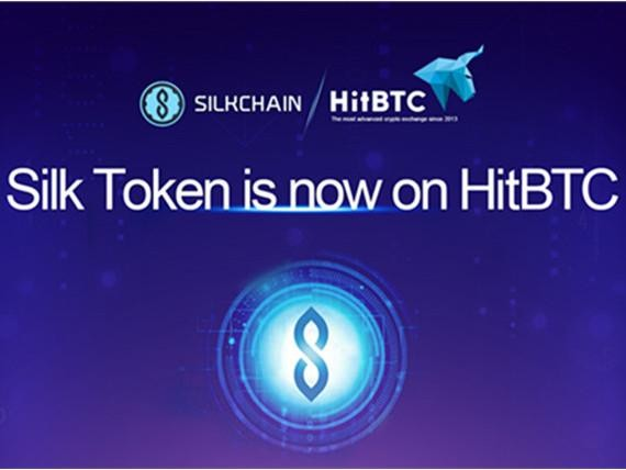 Silk has Been Listed on HitBTC Exchange