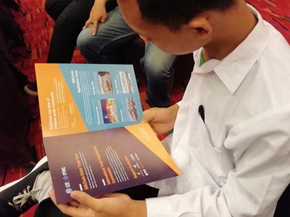 丝链逐鹿印尼多地市场 Silk生态社区买家跃跃欲试